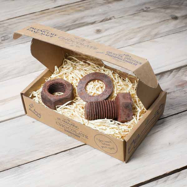 Large Nut, Bolt & Washer Gift Box