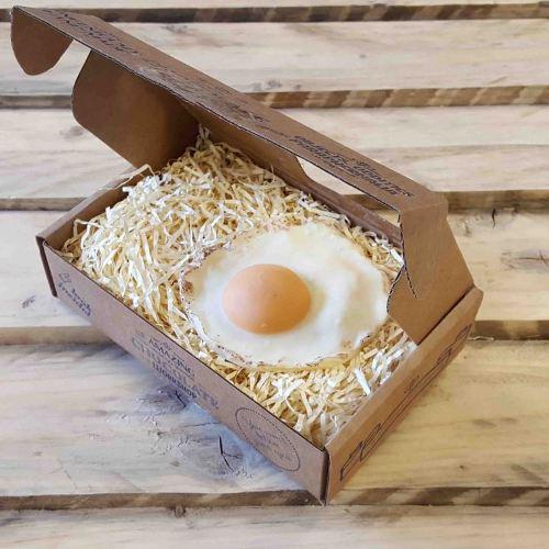 Chocolate Fried Egg
