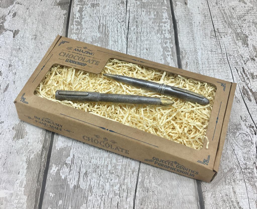 Fountain Pen Ballpoint Pen Gift Box