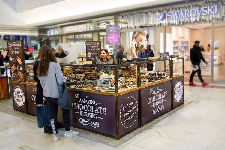 Store Locator The Amazing Chocolate Workshop